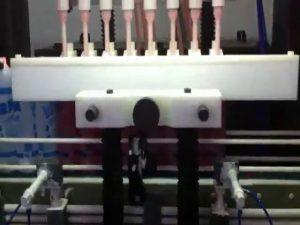 màquina d'ompliment d'àcids blanquejadors per a netejadors d'àcids anti-corrosiu