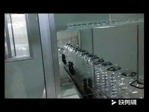 màquina automàtica per omplir oli de mostassa, oli d'oliva, oli comestible