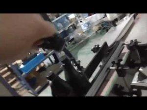 màquina automàtica d'ampolla de vidre en línia recta de botella automàtica en línia